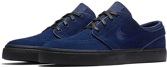 Buty Nike SB Zoom Stefan Janoski (blue voidblue void black)