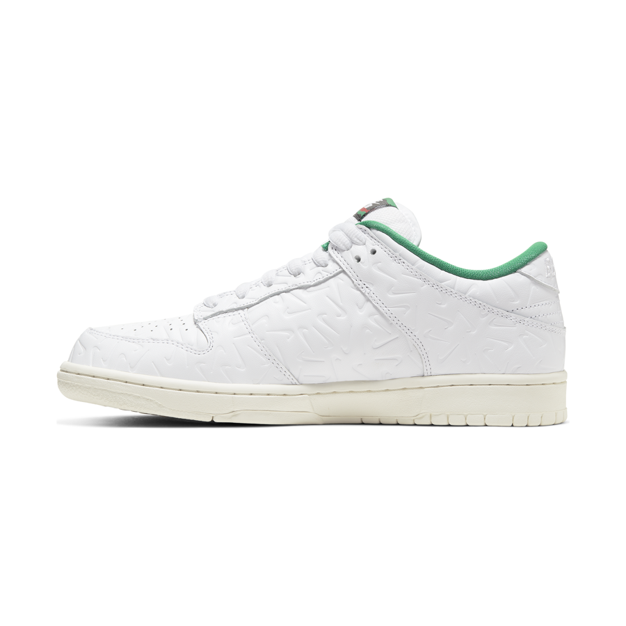 Buty Nike SB x Ben G Dunk Low OG (White Lucid Green Sail)