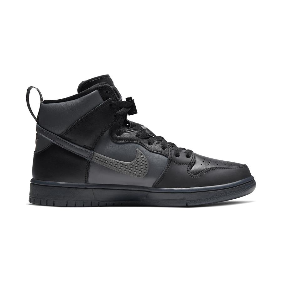 Buty Nike SB x FPAR Dunk High Pro Premium QS (Black Dark Grey)