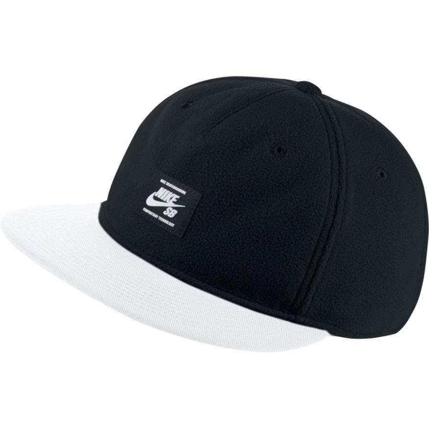 kup sprzedaż największa zniżka 100% jakości Czapka z daszkiem Nike SB Warmth True Hat (Black / White)