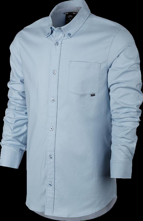 ceny odprawy najlepiej autentyczne najnowszy KOSZULA NIKE SB Flex Shirt Lt Armory Blue
