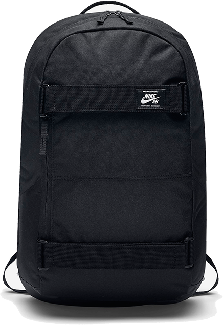 17b37257b0eed Plecak NIKE Courthouse Backpack Medium Black   White