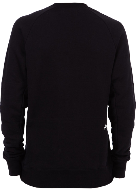 Bluza Nike SB Everett Crew Top (Black / Dark Heather Grey)