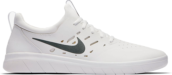 Buty NIKE SB NYJAH FREE (Summit White / Anthracite)