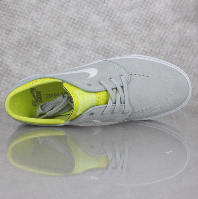 Buty NIKE SB Zoom Stefan Janoski Base Grey / White