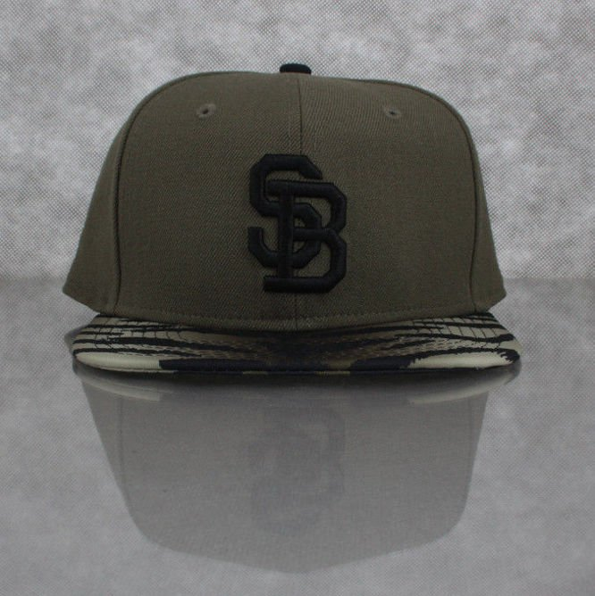 CZAPKA NIKE SB Party Snapback Medium Olive / Black / Black