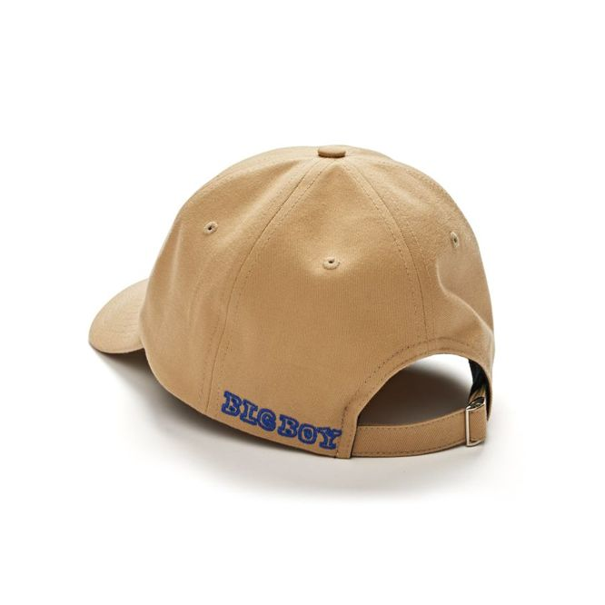 CZAPKA Z DASZKIEM POLAR SKATE CO. BIG BOY CAP (KHAKI)