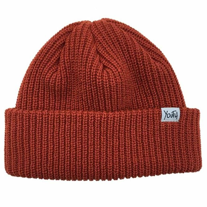 Czapka zimowa Youth Skateboards Forester Beanie (Clay)