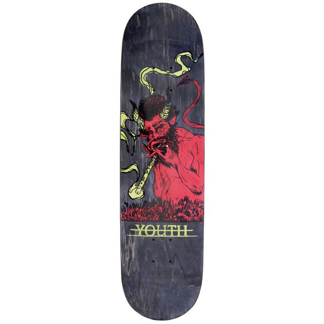 DECK YOUTH SKATEBOARDS PIOTR KLARNECIARZ