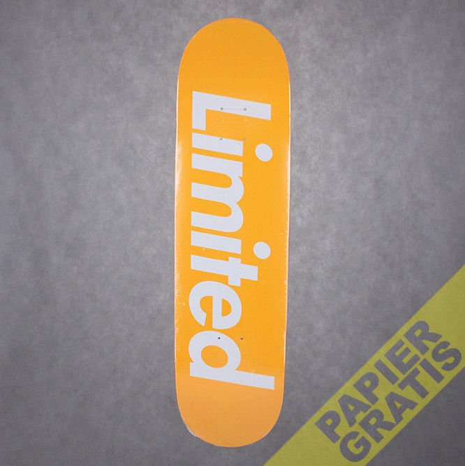Deck PANORAMA LIMITED Limited Yellow 7,875""