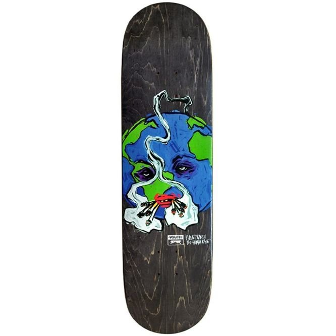 "Deska Youth Skateboards x SK POSSE Earth on Human Race 8,125"" / 8,25"""