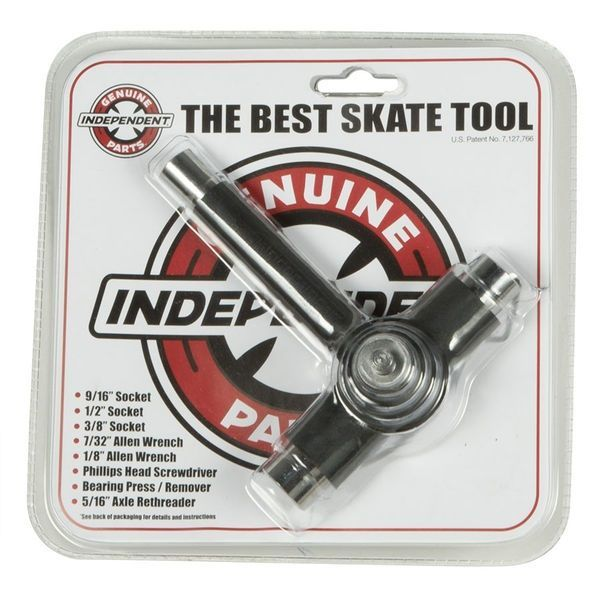 KLUCZ INDEPENDENT THE BEST SKATE TOOL NONE (BLACK)