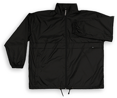 KURTKA SOUR SKATEBOARDS WINDBREAKER (BLACK)
