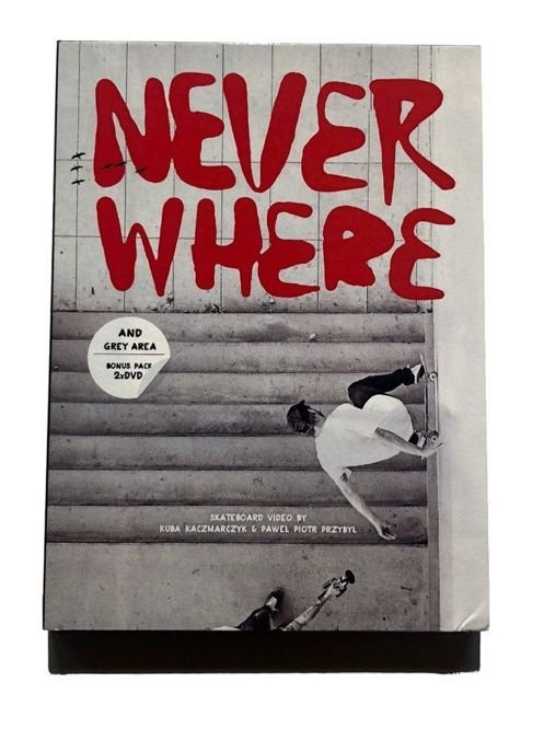 NEVERWHERE DVD