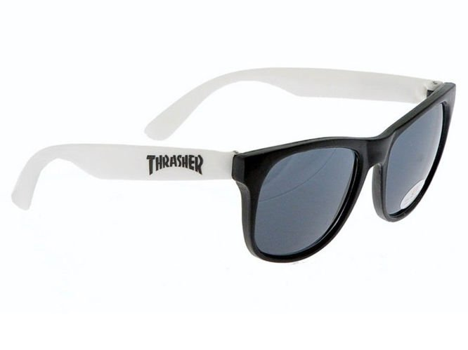 Okulary Thrasher Black / White