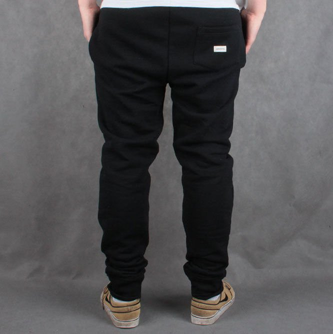 Spodnie PANORAMA LIMITED Sweatpants Black