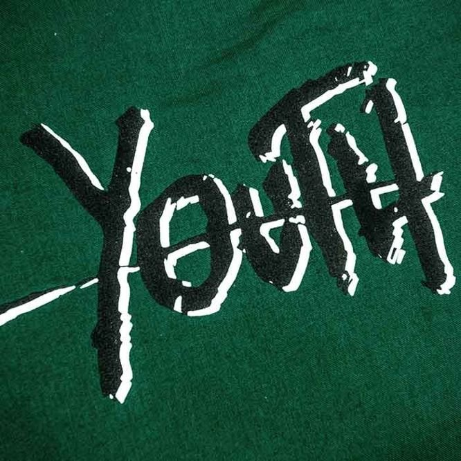 WOREK NA KAPCIE YOUTH OG LOGO (DARK GREEN)