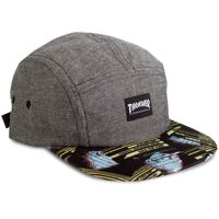 Czapka Thrasher 5 Panel First Cover Grey