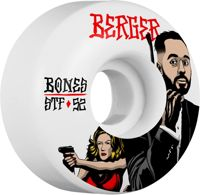 KOŁA BONES WHEELS STF PRO BERGER SPY V3 52 MM